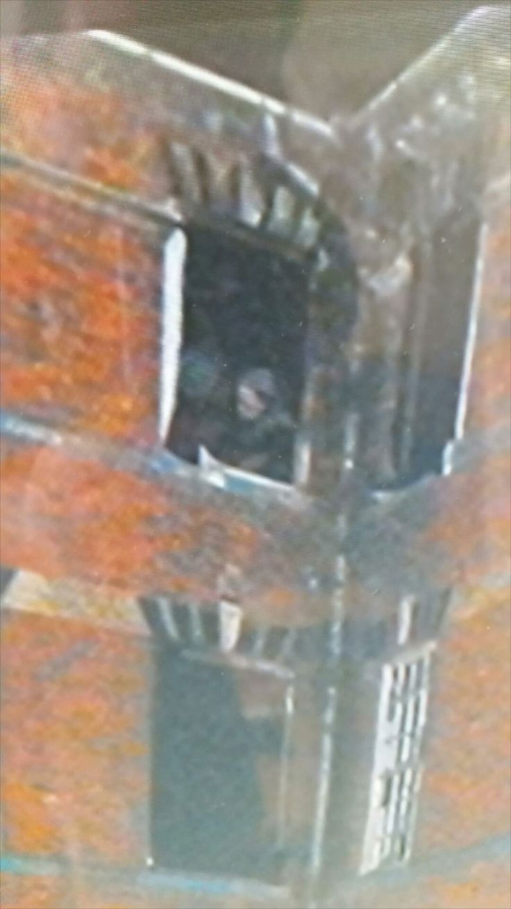 Real Ghost Pictures: The Nurse of The Old Abandoned St Crispins Psychiatric Hospital