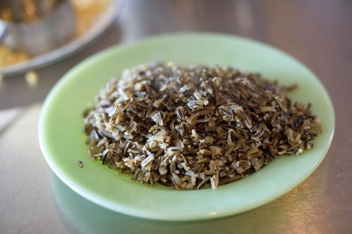 Fresh Corn with Wild Rice | Recipe