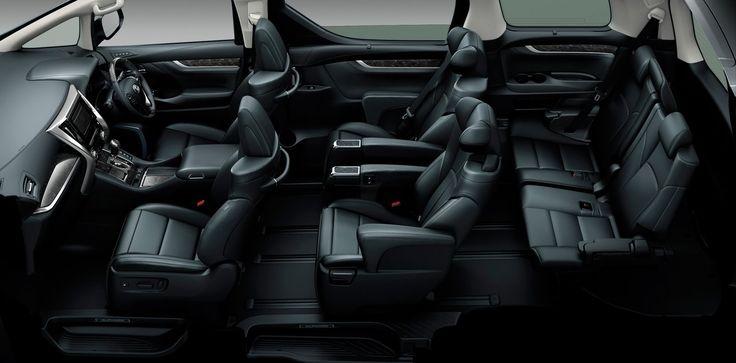 New Car : Toyota Vellfire 2017