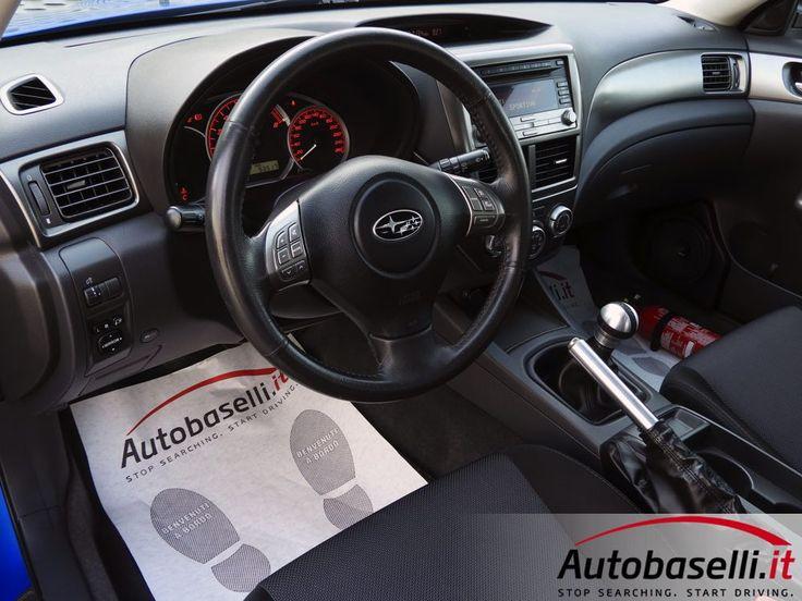 SUBARU IMPREZA 2.5 WRX AWD Fari Xeno + Climatizzatore + Radio cd + Volante multif + Cruise + Cerchi in lega 17 + Assetto + Scarico sportivo + Nertz sound system + Bracciolo + Fendinebbia + del 2009