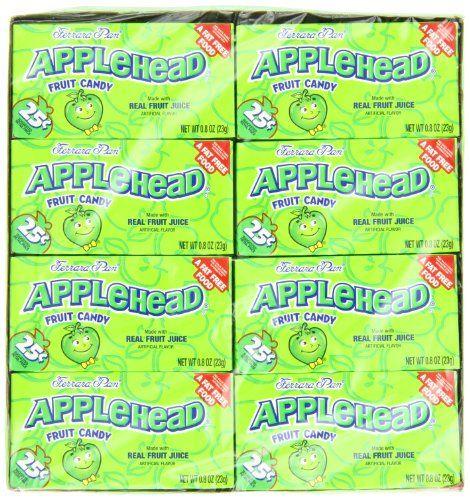 Ferrara Pan Appleheads Boxes (Pack of... $4.95 #topseller