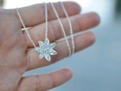 svatební :) Ag náhrdelník