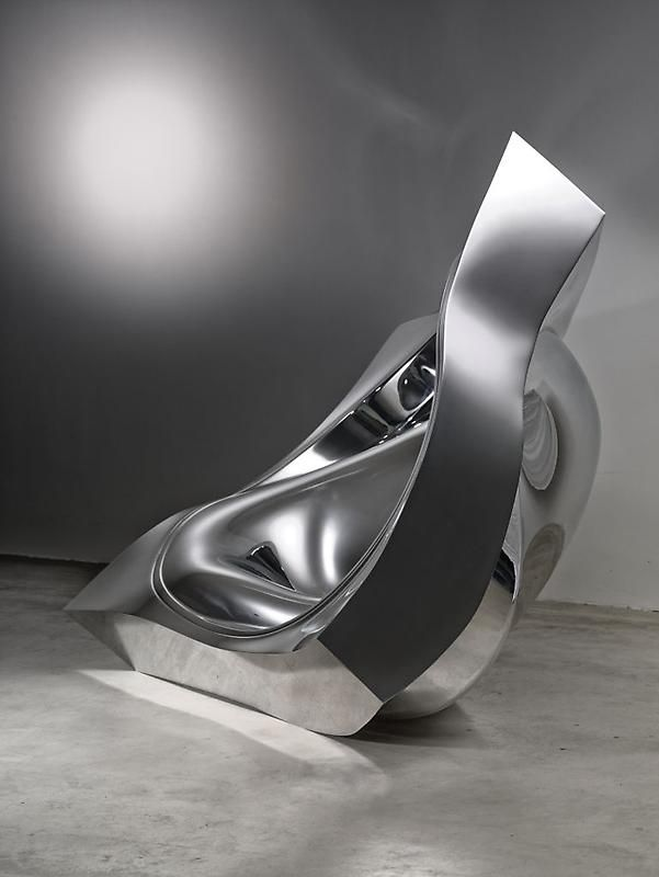Ron Arad: Guarded Thoughts at the Friedman Benda Gallery