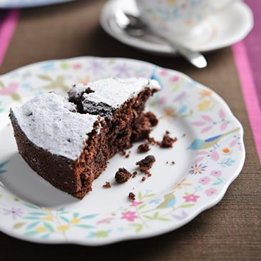 Our Ultimate Beetroot & Chocolate Cake