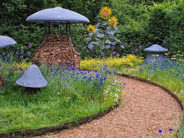 Chaumont-sur-Loire Garden Festival. Photo: Yakov Miretski