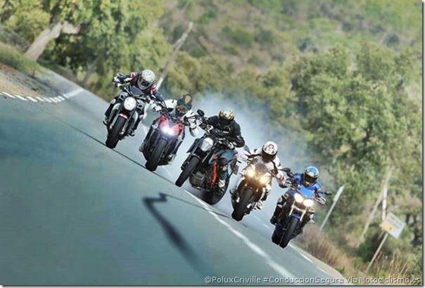 ¿Mucha o poca confianza en moto?