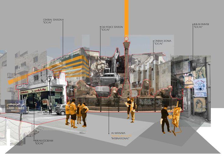 Architecture Concept Diagram Architectural Models