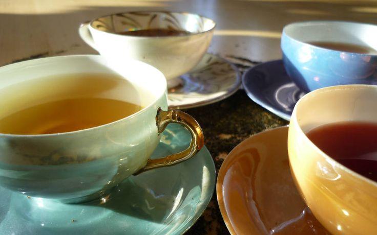 Die 5 gesündesten Tee-Sorten!
