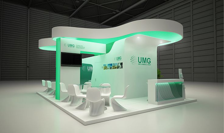"Exhibition Stand for ""UMG"" designed by GM design group #exhibitionstands #exhibition #stand #booth #gmdesigngroup #gmdesign #gm #design"