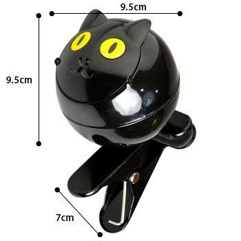 灰皿 CAT CLIP ASHTRAY キャットクリップアッシュトレイ 猫 ねこ ネコ