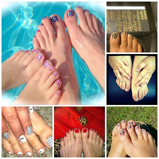 NAIL CARE TIPS: I was looking at my toes today, thinking they are seriously in need of a pedicure. So when I came across these two ideas, I knew I should share! I wonder if the first one works with any antiseptic mouthwash or only Listerine? From: Catherine Watt - Jamberry Nails Independent Consultant Shop Now! http://wonderful.jamberrynails.net/