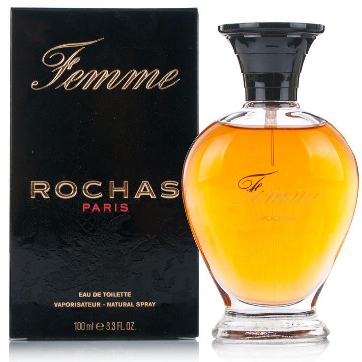 Rochas' Femme Rochas Women's 3.4-ounce Eau de Toilette Spray