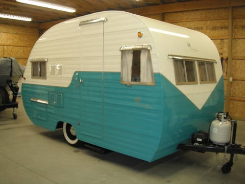 2003 Fifties Twister camper.