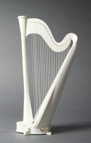 Handson Pepakura Kit Lets You Make Beautiful Paper Musical Instruments
