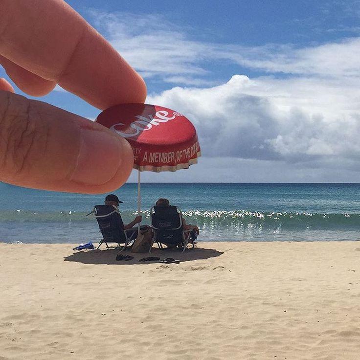 How to make a long, hot summer just a little bit cooler. #CokePointOfView