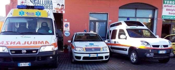 Sant'Antonio+di+Gallura,+Inaugurazione+nuova+postazione+di+118,+venerdì+13+gennaio,+ore+11.00.