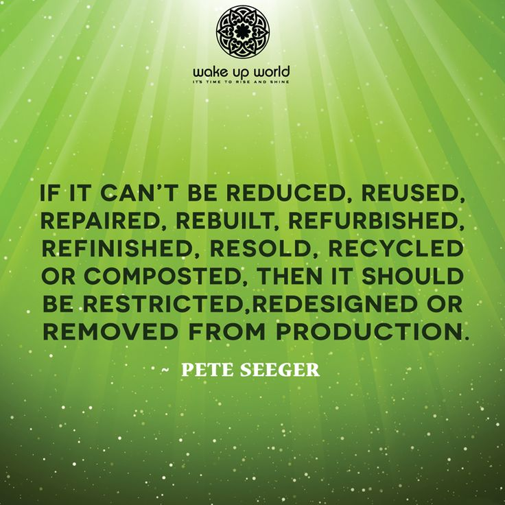 Recycling Quotes: 23 Best Recycling Quotes Images On Pinterest