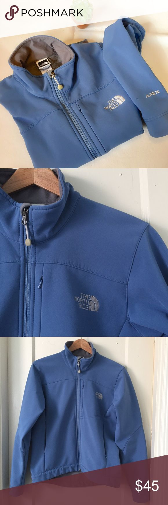 The North Face Apex Windbreaker Jacket The North Face Apex Jacket, EUC. The North Face Jackets & Coats