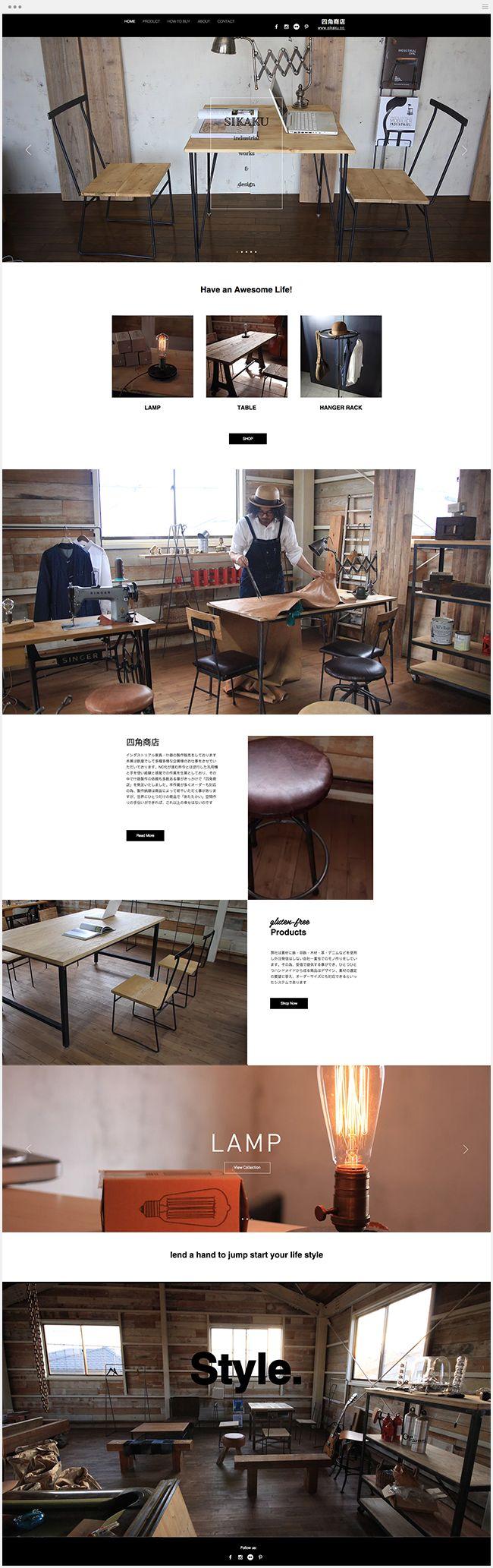 Sikaku | Industrial Works & Design