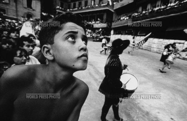 1995, Francesco Cito, 1st prize, Sports stories