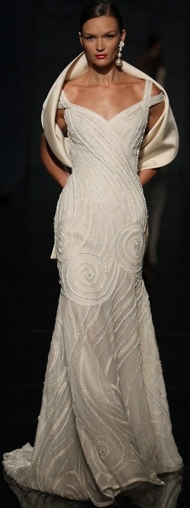 Fausto Sarli Haute Couture fall 2009 ♥✤ | Keep the Glamour | BeStayBeautiful