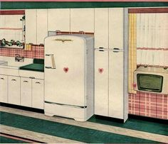 Best 26 Best Youngstown Kitchen Images On Pinterest Vintage 400 x 300