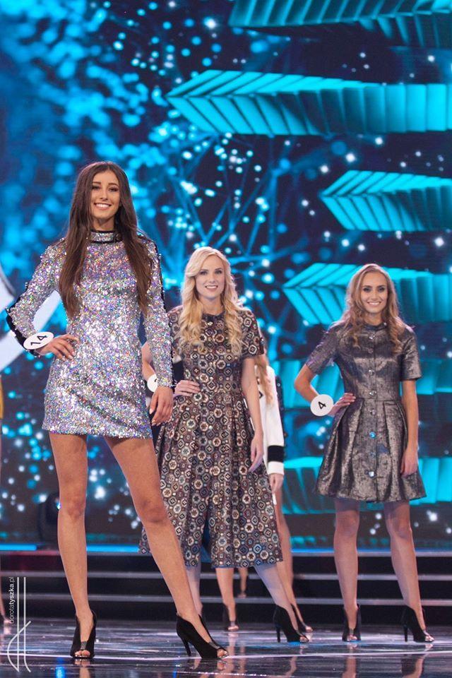 Welurowe botki marki Wojas ozdobione kryształkami Swarovskiego (https://wojas.pl/produkt/26392/botki-damskie-7552-61) uzupełniły stylizacje kandydatek podczas wyborów Miss Polski 2016!