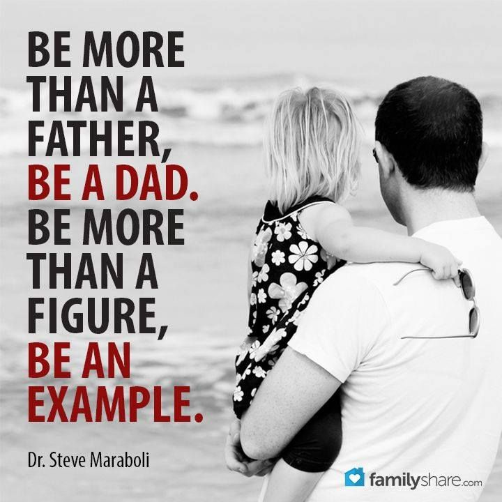 Inspiration for dads - Happy Father's Day! June 15, 2014 (click on image for access to Father's Day gift)