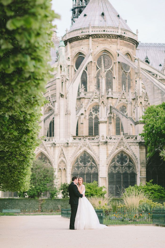 intimate wedding packages atlantga%0A Max and Elizabeth u    s Morning Elopement in Paris  Small WeddingsIntimate