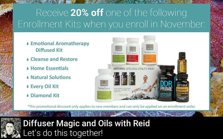 Who has been on the fence?  This is the absolute perfect time to enroll as dōTERRA has NEVER offered a special like this one!  Here are details on each kit: http://ift.tt/2muufmu   FREE Emotional Benefits of Aromatherapy EBook http://ift.tt/2ztEH47 Comment below or direct message me with any questions.            #가을 #november #fall #신상 #orangeleaves #autumn #가을신상 #하늘 #december #autumncolours #날씨 #니트 #오오티디 #데일리룩 #바람 #가을옷 #가을네일 #아동복 #9월 #leaves #fallcolors #trees #autumnleaves #seasons…