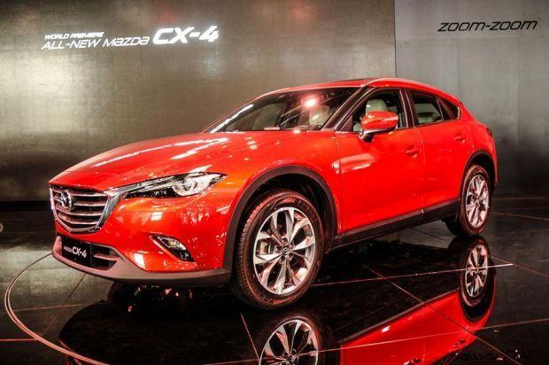 Επίσημο: Νέο Mazda CX-4   Drive