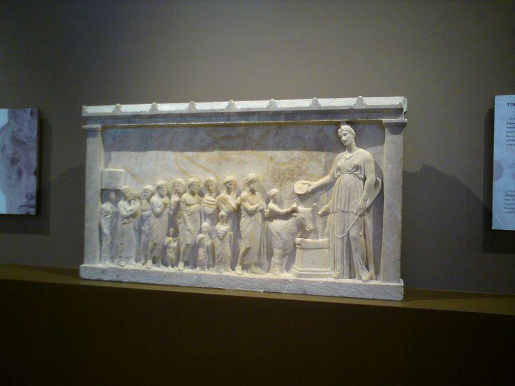 Αρχαιολογικό Μουσείο Βραυρώνας