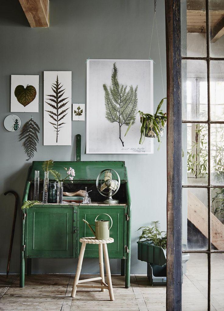 jungle interior botanische-prints