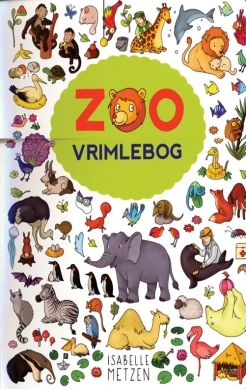 Køb 'Zoo' bog nu. I dag sker der en masse i zoo. Kender du alle dyrene?   Se elefanterne, løverne, aberne og alle de andre spændende dyr som lever der.   Der