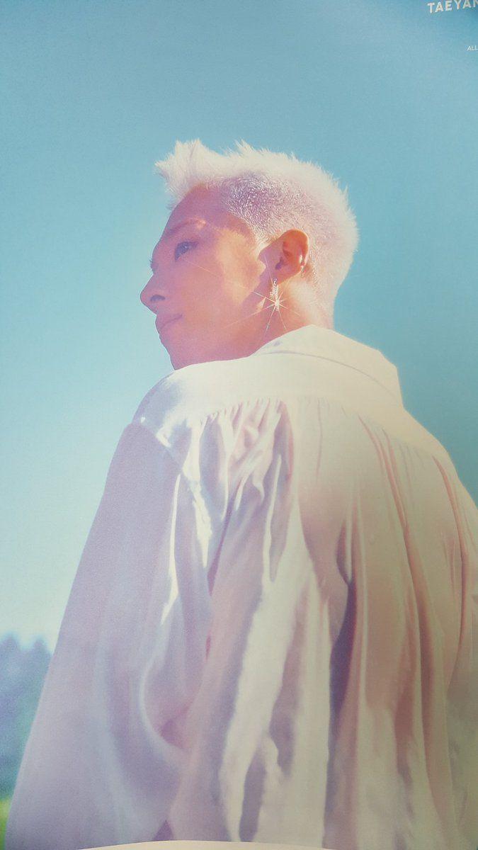 Billboard: Taeyang Scores 2nd Consecutive No. 1 on World Albums With 'White Night' • bigbangupdates