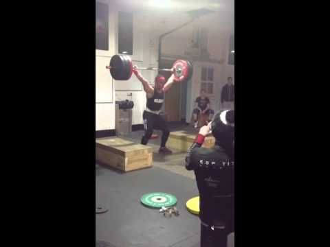 TItans Tour Gareth Evans & Sonny Webster Olympic Weightlifting
