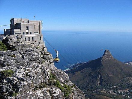Visit Table Mountain....