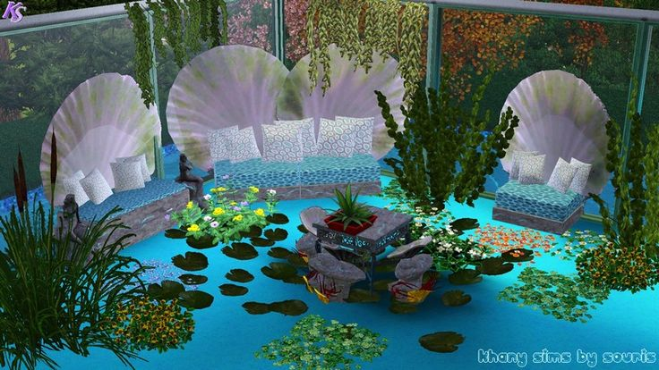Khany Sims Set Salon Sims 3 Sims 3 Living Set The