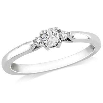 Jacob wants to give me a promise ring. I found a lot that I really liked, but two stood out. Here is #1