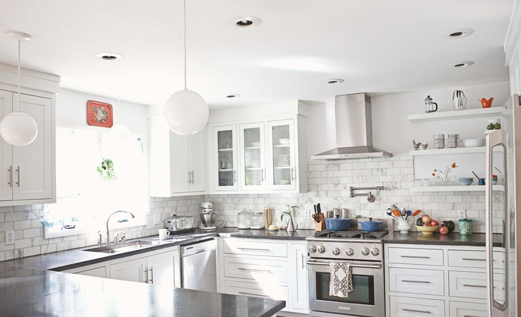 Cindy Homser home tour- kitchen