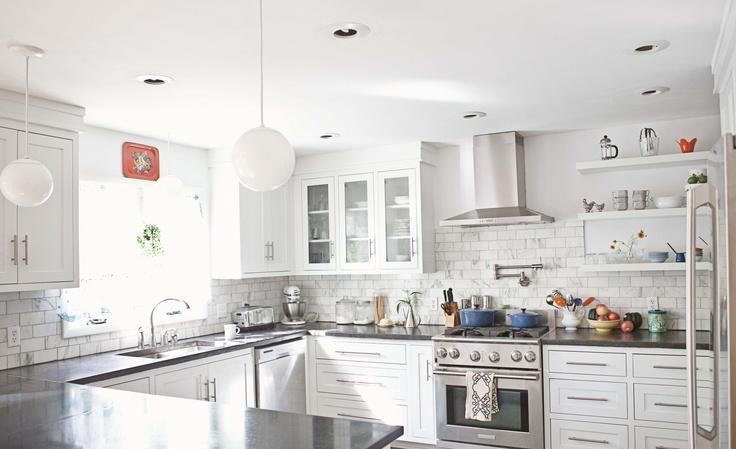 Cindy Homser home tour- kitchen