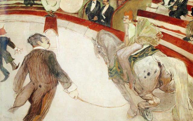 Στο τσίρκο (1887-88)
