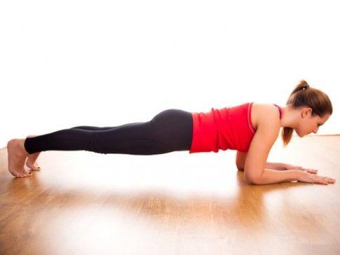 Ćwiczenia na brzuch: 4 sekrety idealnej deski - Fitness- Women's Health - magazyn dla aktywnych kobiet