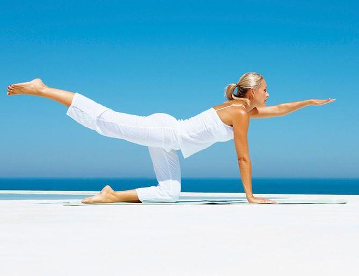Комплекс простых упражнений для красивой осанки.