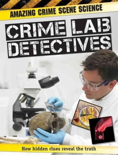 Describes the types of items found at a crime scene that can be pieces of evidence in a criminal investigation, such as hair and saliva that carry DNA, fingerprints, clothing fibers, and foot prints.