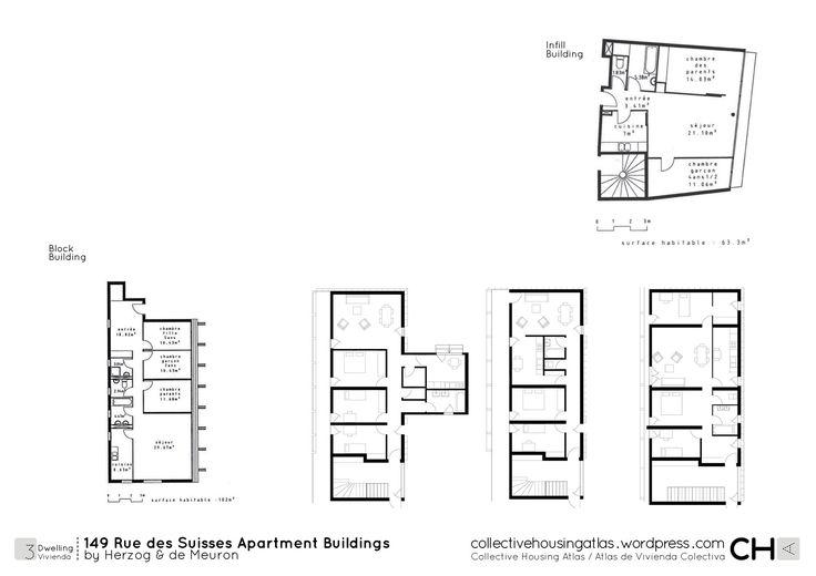 """Apartamento """"Balois"""" -  Herzog & de Meuron"""