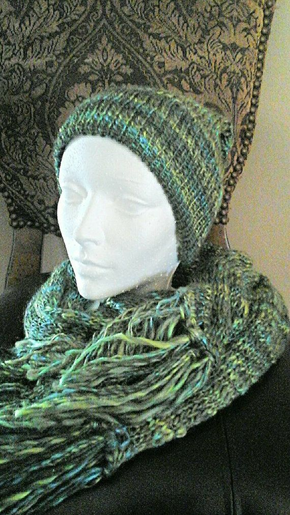 Check out this item in my Etsy shop https://www.etsy.com/listing/256753769/ladies-winter-hat-and-scarf-set