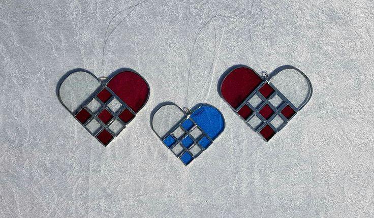 Tiffany Xmas hearts