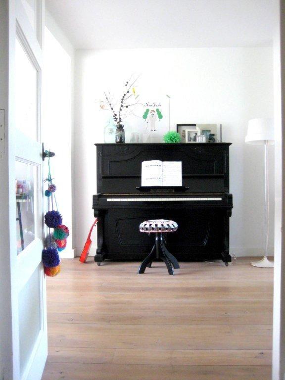 piano in woonkamer - Google zoeken