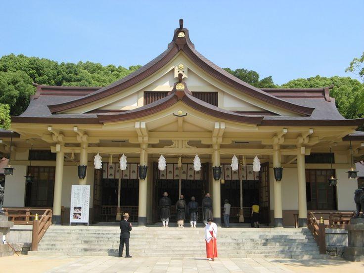 湊川神社 Minatogawa-jinja